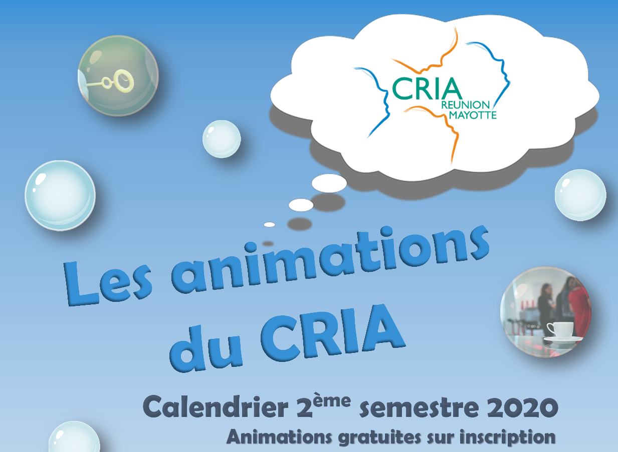 Animations 2e semestre